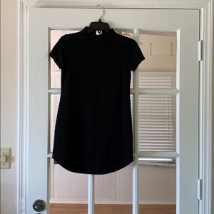 Dainty Hooligan Black Mini Dress